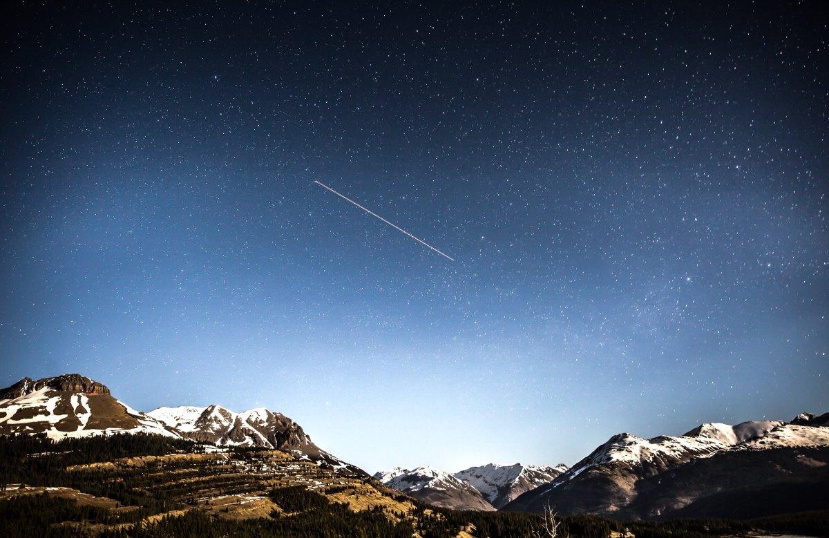 Star in Sky